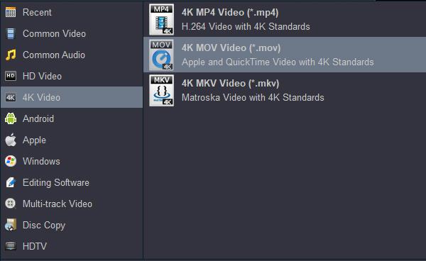 Convert GoPro Hero 9 MP4 to H.264 MOV for DaVinci Resolve