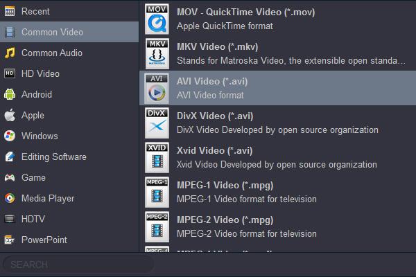 Nikon MOV Video Converter-convert Nikon MOV video on Mac and Windows