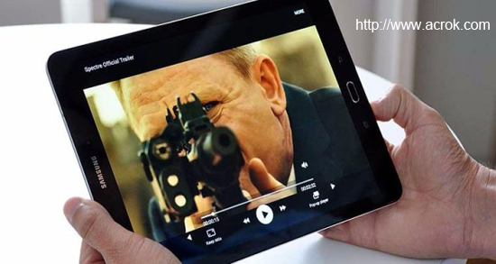 Galaxy Tab S3 Blu-ray Ripper | Watch Blu-ray movies on Galaxy Tab S3