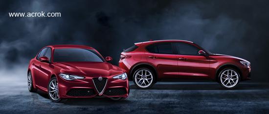Alfa Romeo Stelvio and Giulia Supported Audio/Music Format