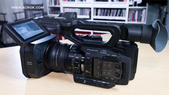 Panasonic HC-X1 4K video to Premiere Pro CC workflow