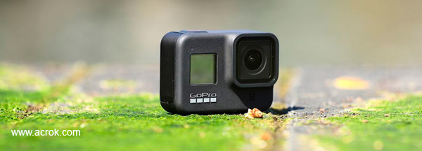 GoPro Hero 8 Premiere Pro CC