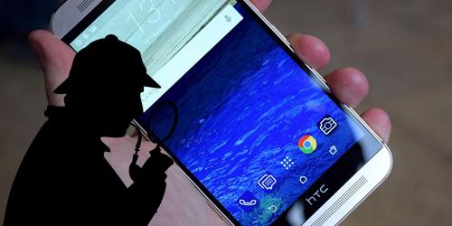 Spy on HTC One M9